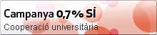 Campanya 0.7% Sí, (obriu en una finestra nova)