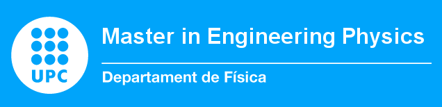 Master in Engineering Physics, (obriu en una finestra nova)